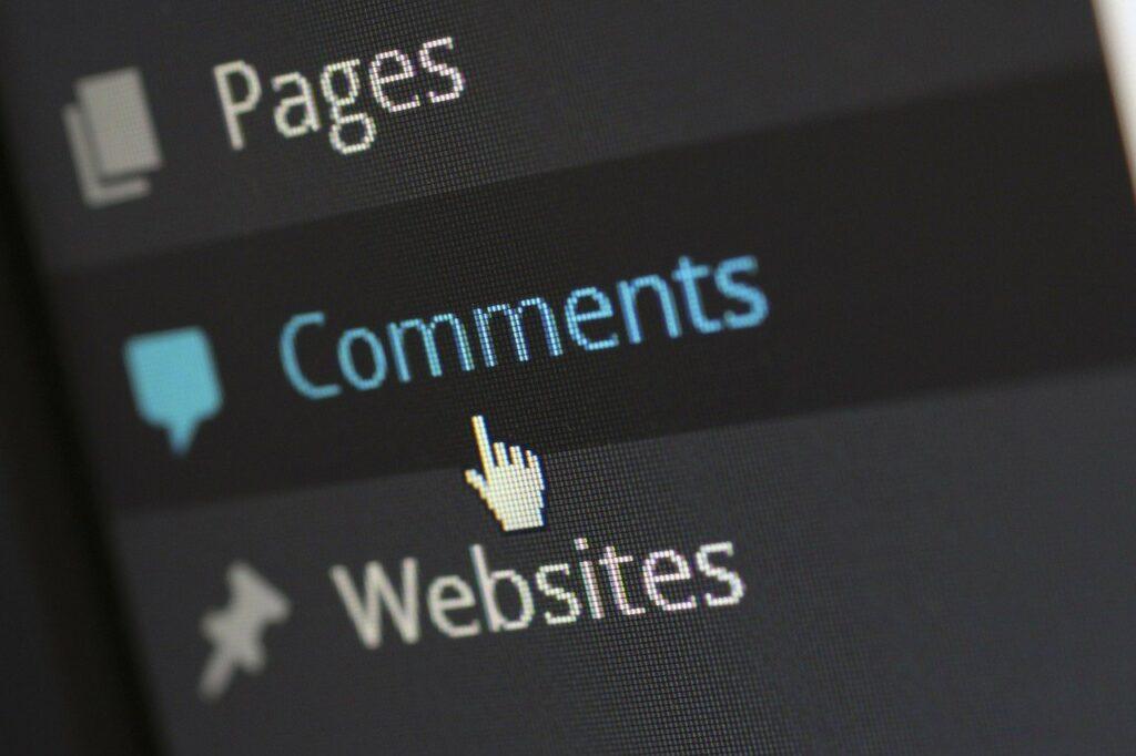 Komentarze w WordPress