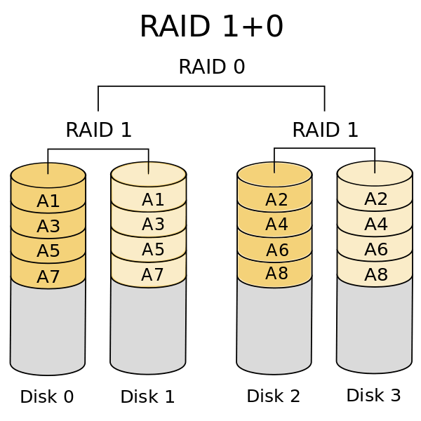 raid 10 MSERWIS