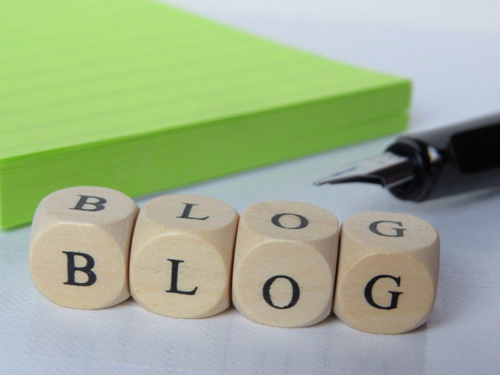 blog - o czym pisać?