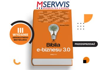 biblia e-biznesu 3.0 premiera ksiazki